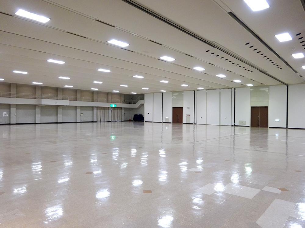 大ホール・パルス